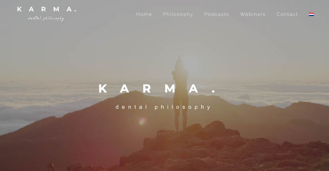 Karma dental philosophy