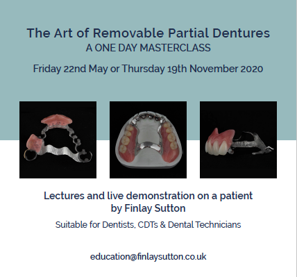 Full Protocol - Transition through extractions and acrylic based immediate dentures to metal based definitive dentures
